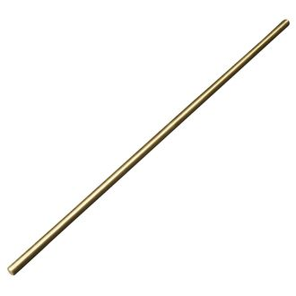 ROD HEAT CONDUCTIVITY BRASS 300x6mm DIA