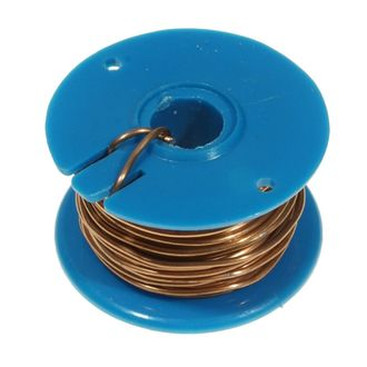 WIRE COPPER BARE 20 SWG 0.91mm 50g REEL