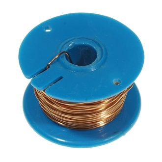 WIRE COPPER ENAMEL 24 SWG 0.56mm 50g REEL