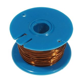 WIRE COPPER ENAMEL 26 SWG 0.46mm 50g REEL