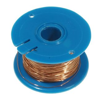 WIRE COPPER ENAMEL 32 SWG 0.28mm 50g REEL