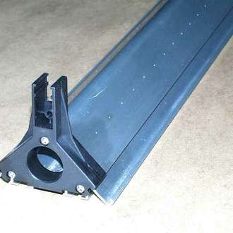 AIR TRACK 2.5m AIR TUBE & END SEALS ONLY