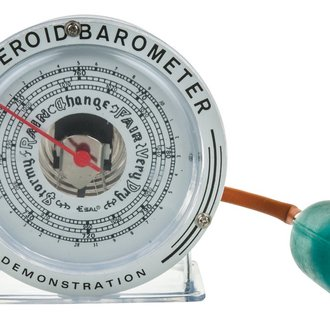 BAROMETER ANEROID DEMONSTRTION TYPE 100mm