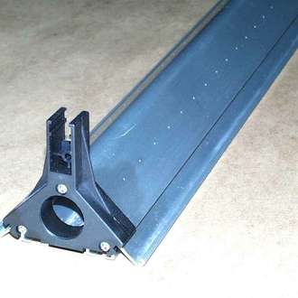 AIR TRACK 2.0m AIR TUBE WITH END SEALS ONLY
