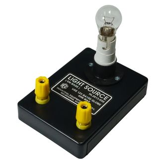 LIGHT SOURCE HIGH POWER LAMP ON BASE BA15D 12V 15-21W