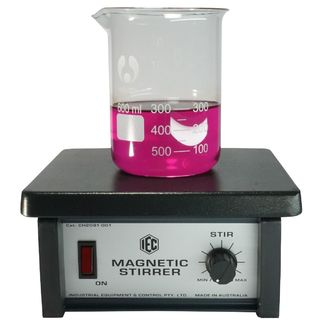 MAGNETIC STIRRER VAR.SPEED PTFE COATD TOP PLATE