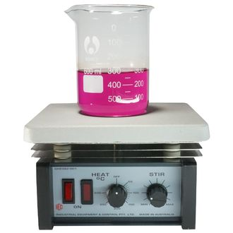 MAGNETIC STIRRER / HOT PLATE THERMOSTAT CONTROL