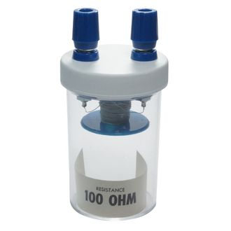 RESISTANCE COIL STANDARD WITH TERMINALS 100 OHM