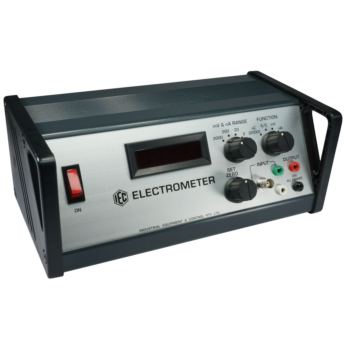 ELECTROMETER DIGITAL VERY HIGH SENSITIVITY