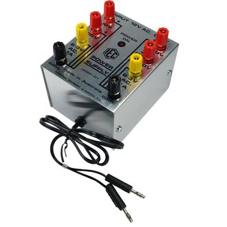 POWER SUPPLY FIXED PSSC TYPE  OUTPUT: 100/200V.DC <br> INPUT: 12V.AC.